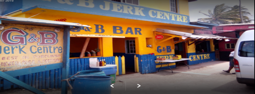 G & B Jerk Center And Bar