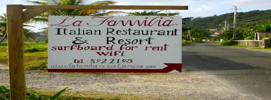 La Familia Resort & Restaurant (1)